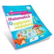 Matematica si explorarea mediului - caietul micului scolar pentru clasa pregatitoare (Nicoleta Ciobanu)