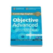 Objective Advanced Presentation Plus DVD-ROM 4th Edition - Pentru clasa a XI-a