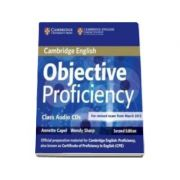 Objective Proficiency 2nd Edition Class Audio CDs (2) - Pentru clasa a XII-a