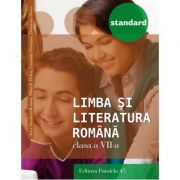 Limba si literatura romana STANDARD clasa a VII-a