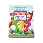Set - Matematica manual pentru clasa a III-a, Semestrul I si Semestrul II (Rodica Chiran, Mihaela-Ada Radu) - Include CD multimedia