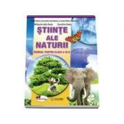Stiinte ale naturii, manual pentru clasa a III-a, Semestrul I si Semestrul II (Dumitra Radu, Mihaela-Ada Radu) - Contine CD cu editia digitala