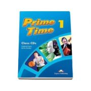 Curs pentru limba engleza. Prime Time 1, class CDs (4 CD)
