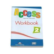 Access 2 workbook level A2. Caietul elevului nivel elementary