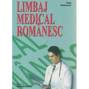 Limbaj medical romanesc - Olga Balanescu