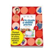 Arte vizuale si abilitati practice. Manual pentru clasa a IV-a, semestrul I - Cristina Rizea (contine editie digitala)