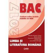 Bacalaureat limba si literatura romana 2017. Conform noilor modele stabilite de MEN (Cirstea Mihaela Daniela)