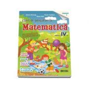 Caiet de pregatire la matematica. Clasa a VI-a, semestrul 1 - Liliana Briceag