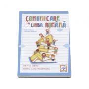 Comunicare in limba romana caiet de lucru pentru clasa pregatitoare Maria Ionescu
