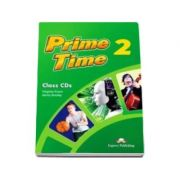 Curs pentru limba engleza. Prime Time 2, class CDs (4 CD)