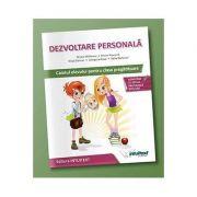 Dezvoltare personala, caietul elevului pentru clasa pregatitoare (Stefan Pacearca)