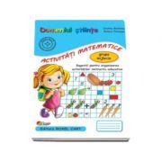 Domeniul stiinte. Activitati matematice. Caiet pentru gradinita, grupa mijlocie - Sugestii pentru organizarea activitatilor instructiv-educative