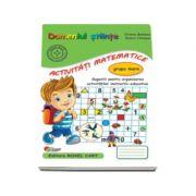 Domeniul stiinte. Activitati matematice. Caiet pentru gradinita, grupa mare - Sugestii pentru organizarea activitatilor instructiv-educative