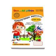 Domeniul stiinte. Cunoasterea mediului, caiet pentru gradinita, grupa mica - Sugestii pentru organizarea activitatilor instructiv-educative