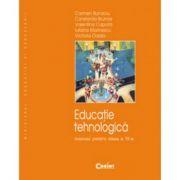 Educatie tehnologica Carmen Bunaciu - Manual pentru clasa a VI-a