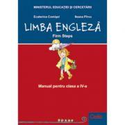 Limba engleza - Manual pentru clasa a IV-a (Ecaterina Comisel)