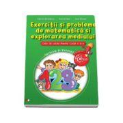 Exercitii si probleme de matematica si explorarea mediului. Caiet de lucru pentru clasa a II-a - Gabriela Barbulescu