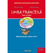 Limba franceza - Manual pentru clasa a IV-a