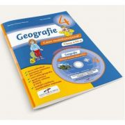 Geografie, pentru clasa a IV-a. Caiet multifunctional - Contine manual digital pe CD