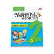 Matematica si explorarea mediului. Culegere pentru clasa a II-a - Valentina Stefan Caradeanu