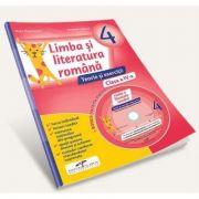 Limba si literatura romana. Teorie si exercitii, pentru clasa a IV-a. Contine manual digital pe CD