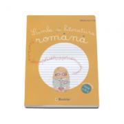 Limba si literatura romana caiet de lucru pentru clasa a III-a (Madalina Stan)