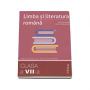 Limba si literatura romana. Caiet de lucru pe unitati de invatare pentru clasa a VII-a - Mimi Dumitrache