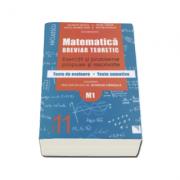 Matematica clasa a XI-a M1. Breviar teoretic cu exercitii si probleme propuse si rezolvate, teste de evaluare, teste sumative - Petre Simion (Editie 2016)
