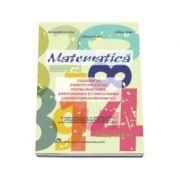 Matematica culegere pentru clasa a IV-a, de exercitii aplicative