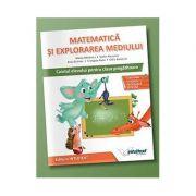 Matematica si explorarea mediului, caietul elevului pentru clasa pregatitoare (Stefan Pacearca)