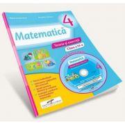 Matematica. Teorie si exercitii pentru clasa a IV-a. Contine manual digital pe CD
