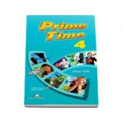 Curs pentru limba engleza. Prime Time 4, class CDs (7 CD)