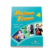 Curs pentru limba engleza. Prime Time 4, students CDs (4 CD)
