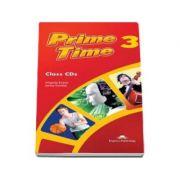 Curs pentru limba engleza. Prime Time 3, class CDs (5 CD)