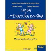 Limba si literatura romana. Manual pentru cls. a IV-a (Daniela Besliu)