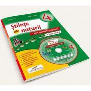 Stiinte ale naturii, pentru clasa a IV-a. Caiet multifunctional - Contine manual digital pe CD