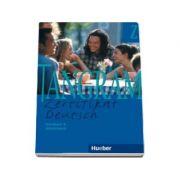 Tangram Z. Kursbuch und Arbeitsbuch. Manual si caiet pentru limba germana clasa a XI-a