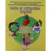 Limba si literatura romana. Manual pentru clasa a IV-a, semestrul 2, contine CD (Adina Grigore)