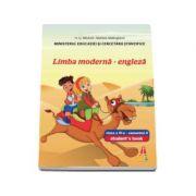 Limba moderna - engleza, manual pentru clasa a IV-a, semestrul II - Contine editia digitala (Smart Junior 4)