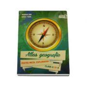 Atlas geografic pentru micul explorator clasa IV-a (Marian Ene)