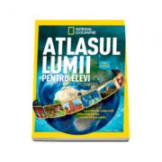 Atlasul lumii pentru elevi - Editie actualizata (National Geographic)