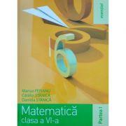 Esential matematica clasa a VI-a. Partea 1