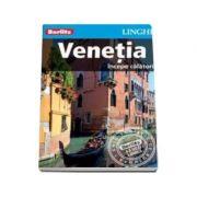 Ghid turistic Berlitz - Orasul Venetia (Incepe calatoria)