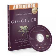 Go - Giver. O scurta poveste despre o idee remarcabila de afaceri (audiobook: 3 ore si 53 minute)