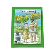 Mary Poppins pe aleea ciresilor - P. L. Travers (Editie Hardcover)