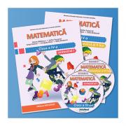 Matematica si explorarea mediului. Manual pentru clasa a IV-a - Semestrele I si II - Contine editia digitala (Mirela Mihaescu)