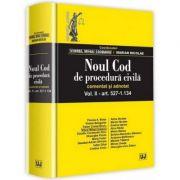 Noul Cod de procedura civila. Comentat si adnotat - Volumul 2, articolul 527-1. 134