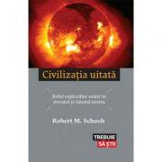 Civilizatia uitata. Rolul exploziilor solare in trecutul si viitorul nostru