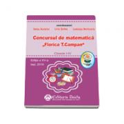Concursul de matematica Florica T. Campan, pentru clasele I-IV - Editia a XV-a