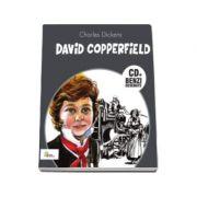 David Copperfield - Carte cu CD si benzi desenate